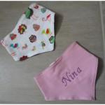 Halstuch rosa